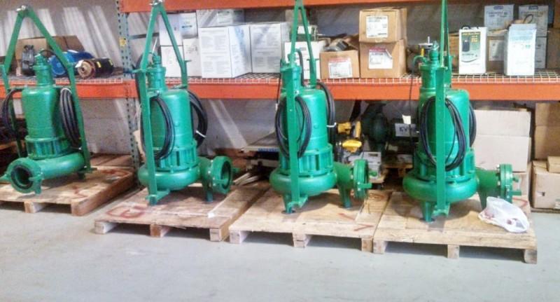 Pump Electric Motor Sales